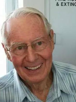 Murder victim Robert Whitwell