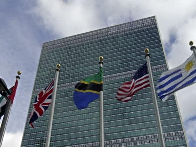 An Australian diplomat to the UN has been killed after falling from a roof overnight. Picture: Stock