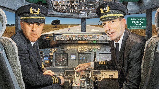 Badgerys pilots