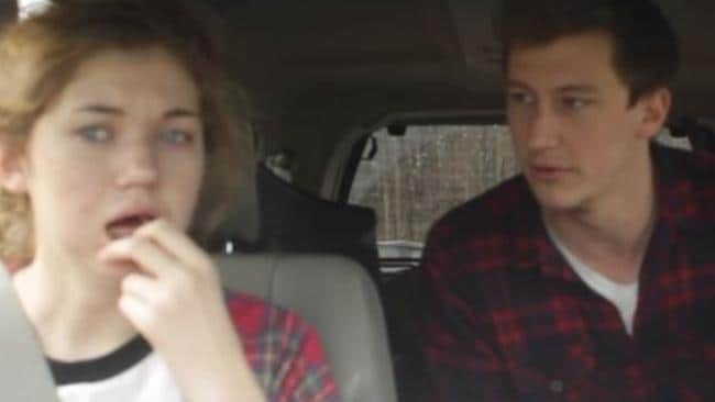 Brothers trick sister with zombie attack after wisdom teeth surgery