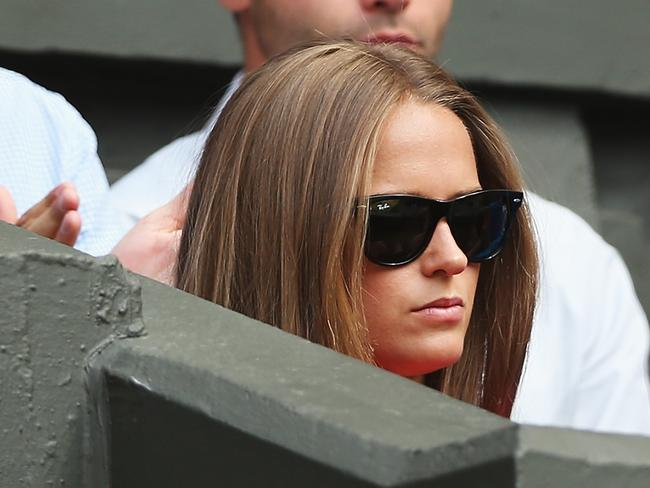 Kim Sears has been Andy Murray's girlfriend since 2006.
