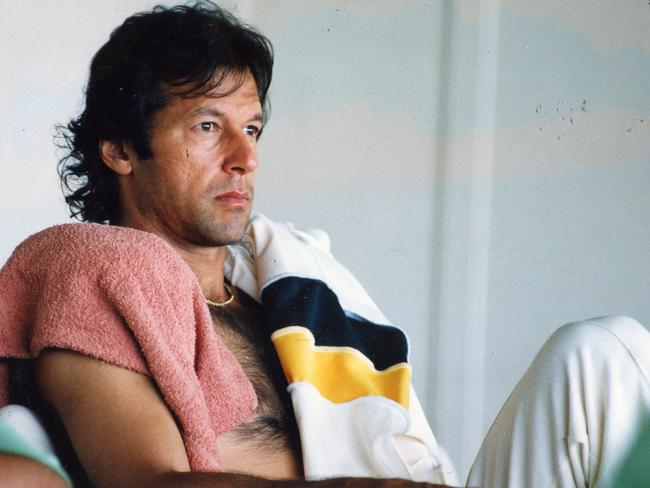 Cricket: Kerry O'Keeffe Shares Amazing Imran Khan Story