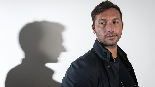Ian Thorpe has been battling personal demons for years.