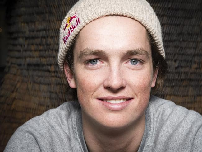 Scotty James was the youngest face in the 2010 Vancouver Winter Olympics.
