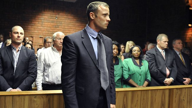 Pistorius in court