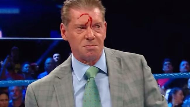 Vince Mcmahon >> Vince Mcmahon Is A Wwe Beast At 72 Smackdown