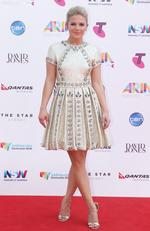 2015 ARIA AWARDS at The Star. Emma Freedman. Picture: Dylan Robinson