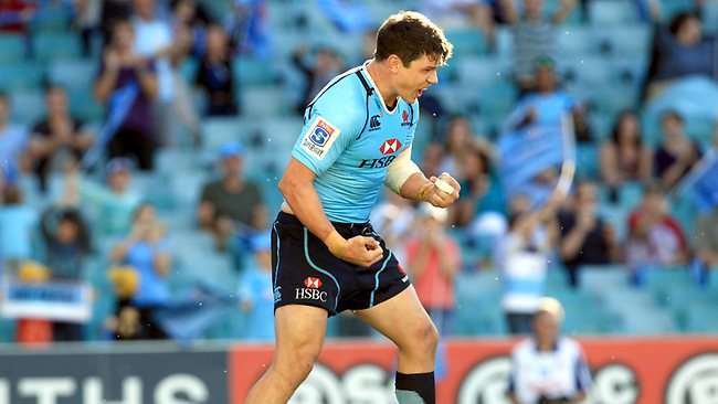 Tom Carter is set to leave the Tahs. Picture: Mark Evans