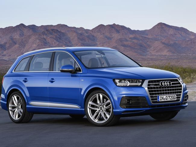 New Audi Q SUV Steers Itself In Traffic And Reverse Parks Itself - Audi car that parks itself