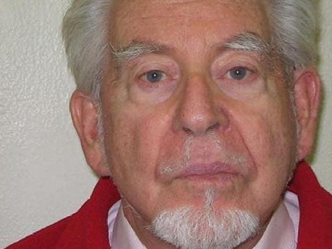 Rolf Harris faces sentencing at the end of this week. Picture: Metropolitan Police (UK)