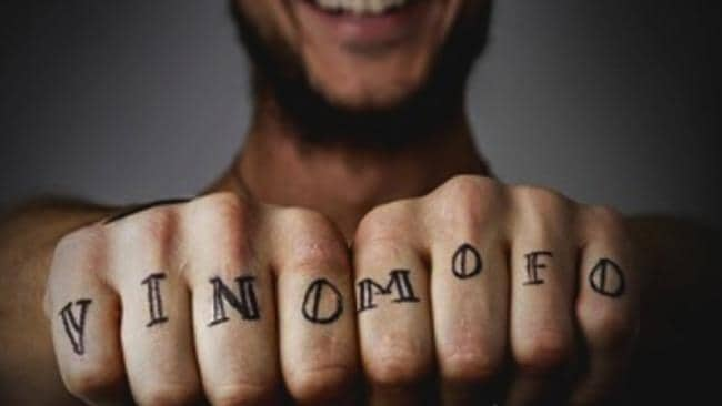 You need to have the right attitude to work at Vinomofo. And tattoos.