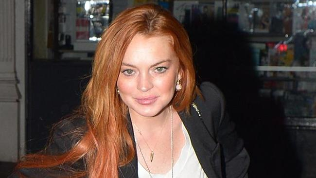 Suck one lindsay lohan sex collection