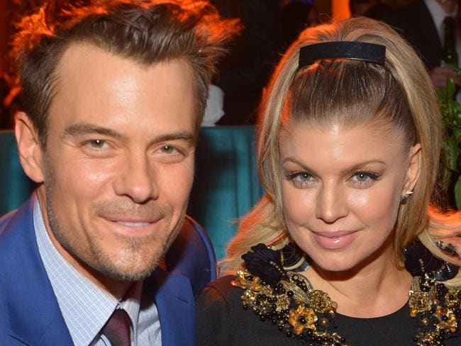"FILE - SEPTEMBER 14: Singer Fergie and actor Josh Duhamel have separated after eight years of marriage. They share a 4-year-old son, Axl. HOLLYWOOD, CA - FEBRUARY 05:  Actor Josh Duhamel (L) and actress/singer Fergie attend the premiere of Relativity Media's ""Safe Haven"" after party at The Terrace At Hollywood & Highland on February 5, 2013 in Hollywood, California.  (Photo by Alberto E. Rodriguez/Getty Images for Relativity Media)"