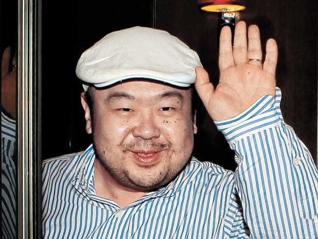 Kim Jong-nam was the eldest son of late North Korean leader Kim Jong-il. Picture: AFP/Joongang Sunday via Joongang Ilbo
