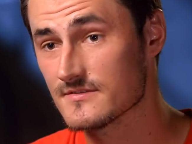 Bernard Tomic on Sunday Night.