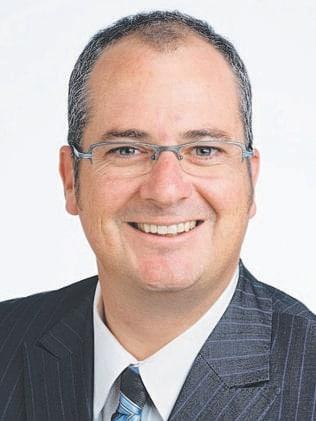 Tourism Minister Leon Bignell