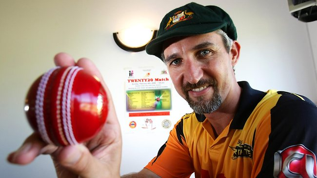 Jason Gillespie is one of only two indigneous players to play international cricket for Australia. Picture: Morne De Klerk