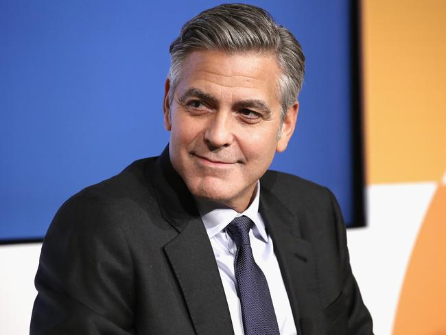 Need to do better ... George Clooney penned an open letter expressing frustration at the lack of diversity. Picture: Neilson Barnard/Getty Images