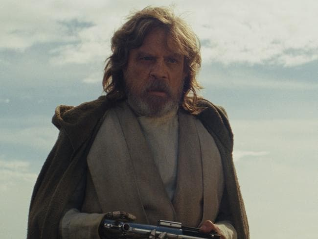 Brown: The Last Jedi shows its politics, humanity