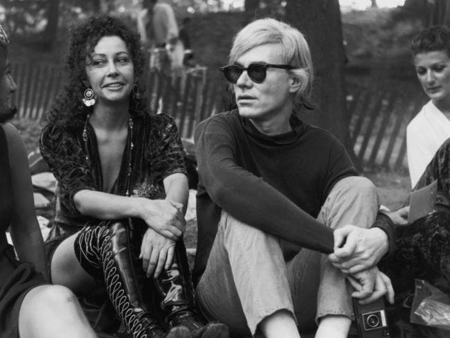 Warhol's films were controversial and often showed behaviour not acceptable in society.