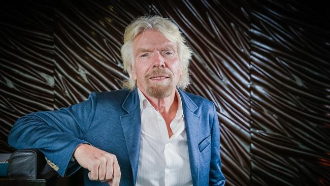 Billionaire Richard Branson has announced his own campaign to save the reef.
