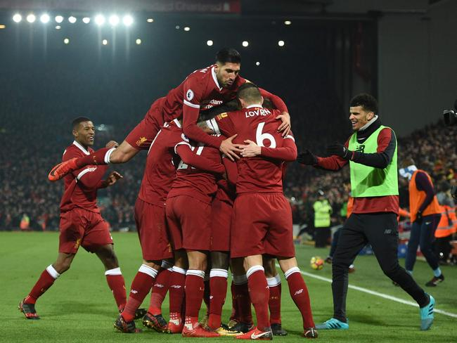 Liverpool has ended Man City win streak with 4-3 win