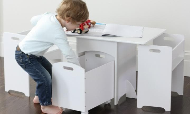 Top cute furniture pieces to vamp up your kids' room