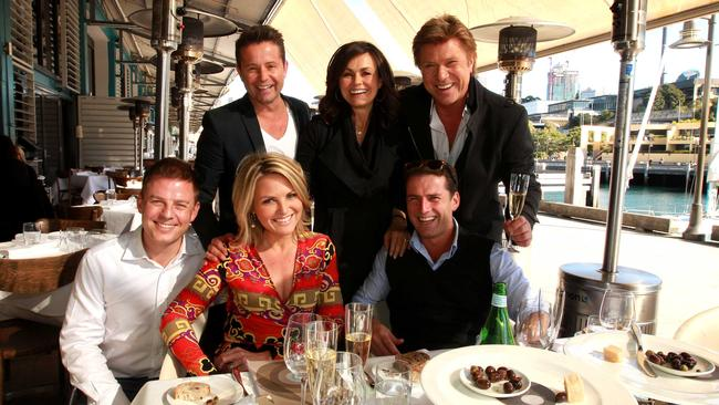 10 on 9: Georgie Gardner and the Today show team celebrate her 10 years' with the network. Pic/News.