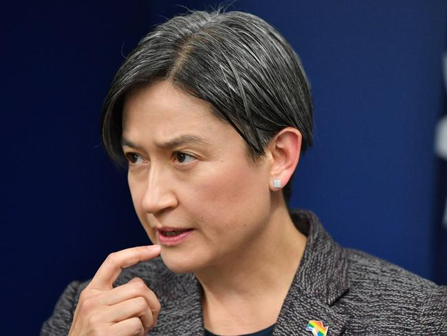 Could Penny Wong also be a dual citizen? Picture: AAP