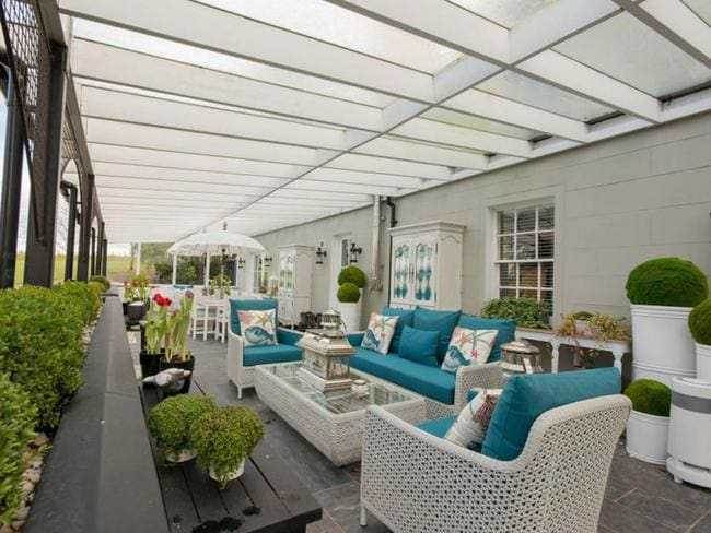 The patio. Picture: mrmike-photography.net