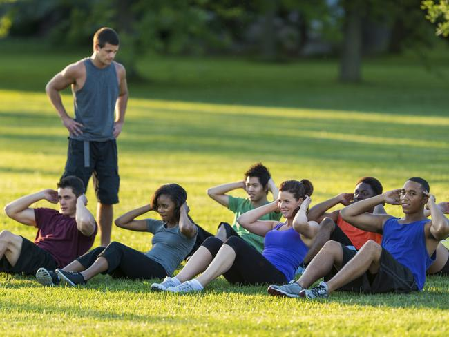 Fitness instructors and personal trainers have hit the mainstream. Picture: iStock