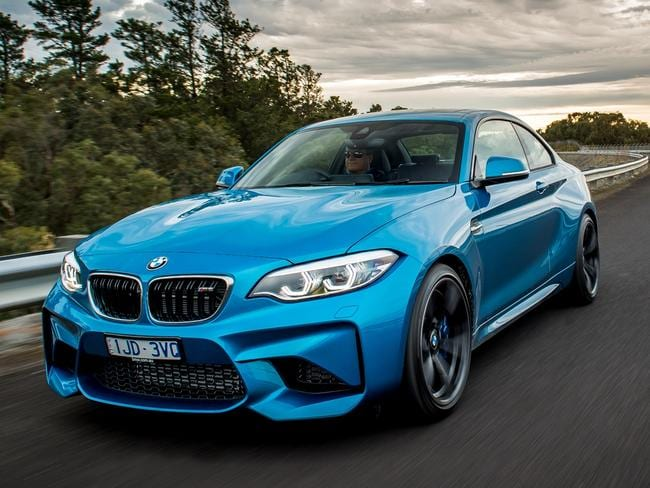 The BMW M2 remains the choice for those chasing the ultimate thrills.  <i>Source: SuDpplied</i>