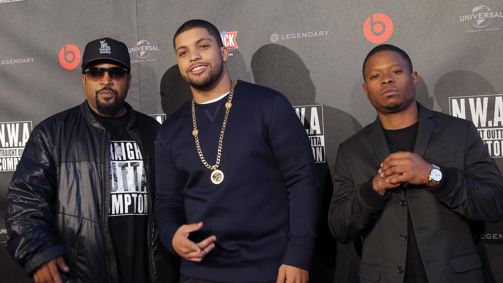 an introduction to the life of oshea jackson or ice cube Straight outta compton is not just a movie that shows the early life of ice cube  and his legendary rap group nwa it presents his son, o'shea.