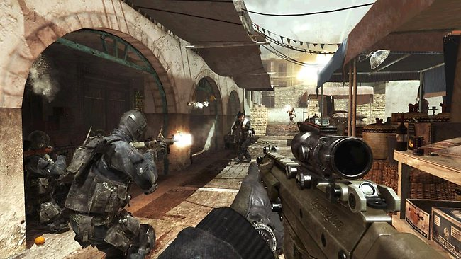 Call of Duty Modern Warfare 3. Picture: Courtesy of Activision