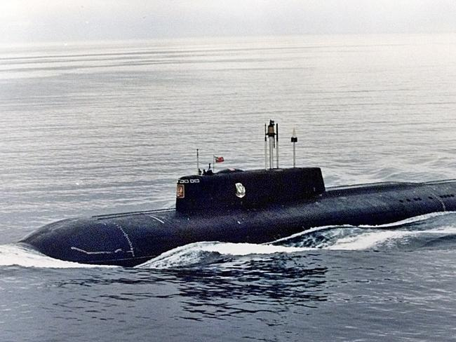 "Squadron commanders have said the ""Putin effect"" has spurred them to push for upgrades. Picture, a Russian submarine from 1999."