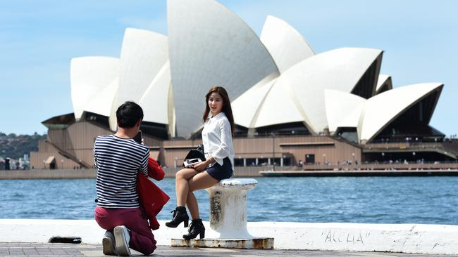 As more Chinese flock to Australia  retailers are urged to do more to woo them  Picture  AAP Mick Tsikas