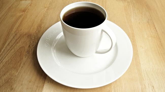 A cappuccino is fine for breakfast, but have an espresso after your lunch or dinner. Source: Flickr user epSos.de