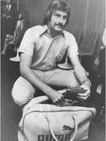 <p>Dennis Lillee's signature ensured that World Series Cricket would be a success.</p>