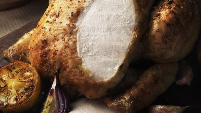 Take care reheating chicken especially in the microwave.