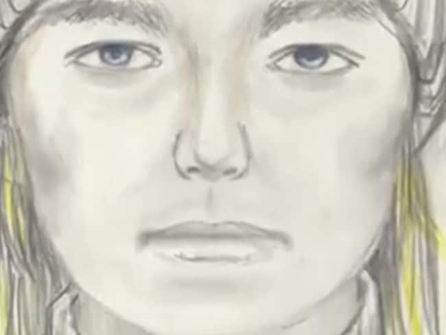 Sketches of the Golden State Killer, courtesy of Sacramento County Sheriff's Department.