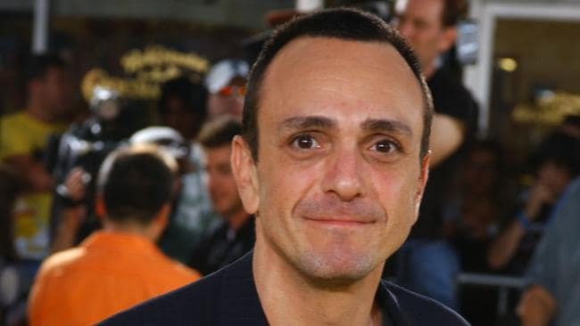 Hank Azaria kept quiet on the film until now. Source: AFP.