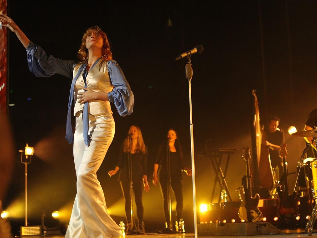 florence and the machine perth - photo #2