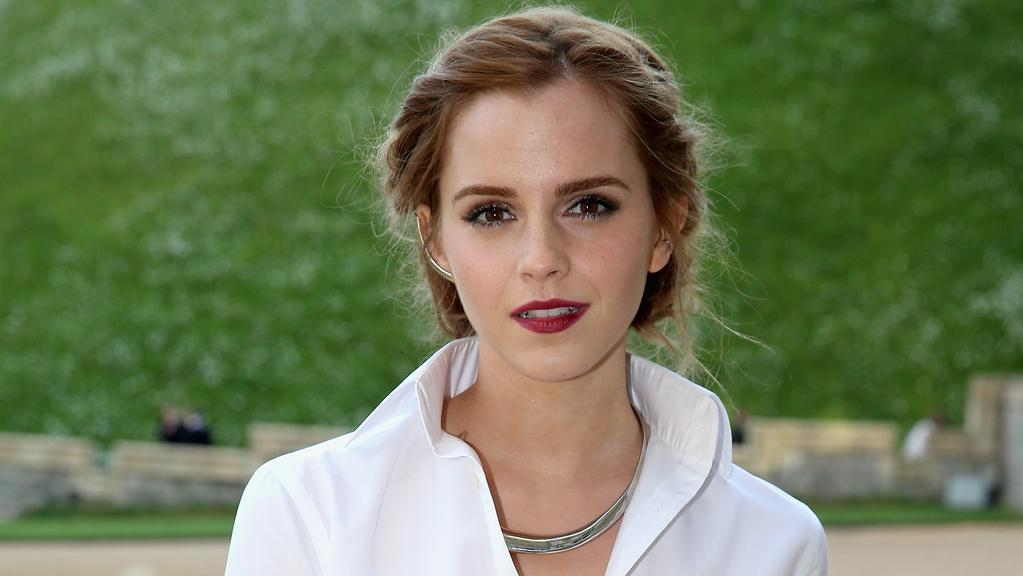 Emma Watson has called lawyers after bikini photos were stolen. Picture: Chris Jackson/Getty