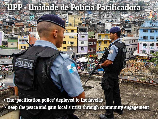 The UPP has been trying to keep the peace in the volatile favelas of Brazil, but residents say they are trigger happy.