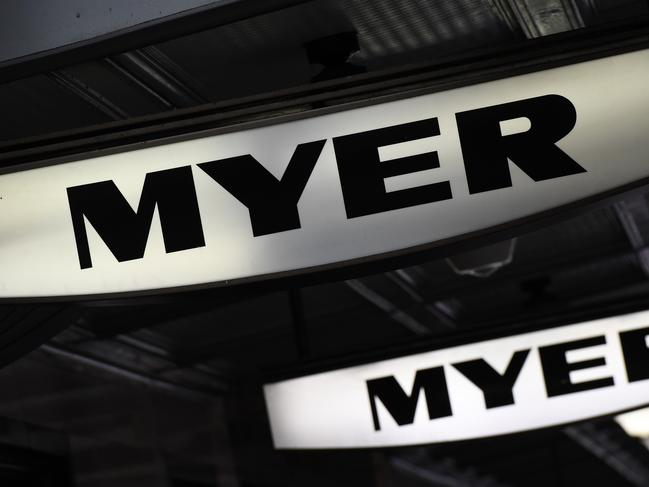 Is Myer about to be taken over?