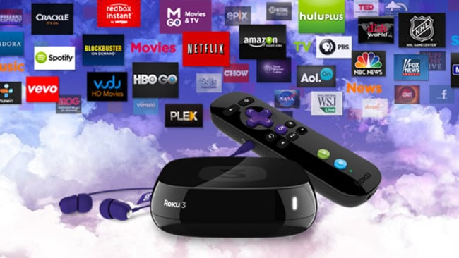 Roku devices have come to Australia