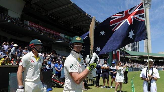 Smith's accolades are growing by Test