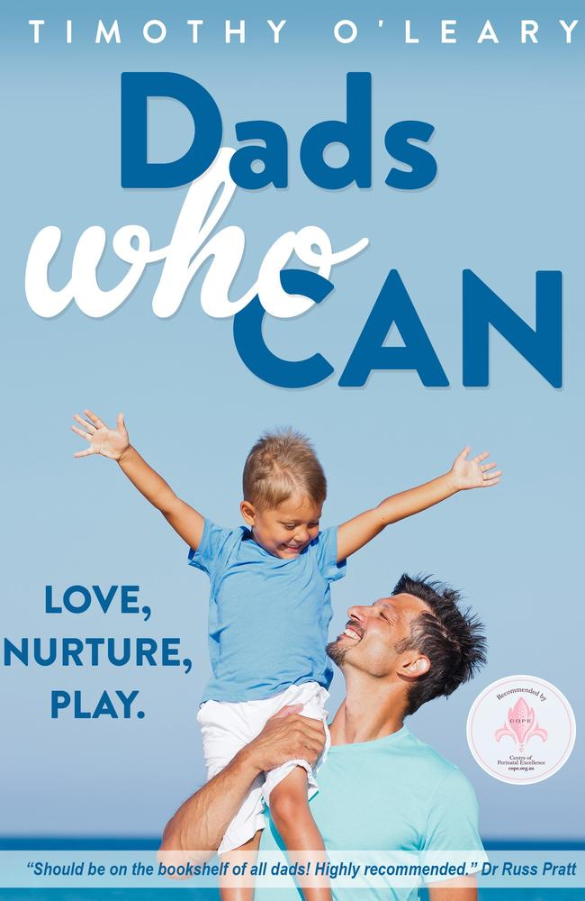 "Timothy O'Leary's new book Dads Who Can.  <a capiid=""d8c7448f92f3adfade1c026ebc5025f9"" class=""capi-video"">Dadvice - Happy Dad's Day</a>"