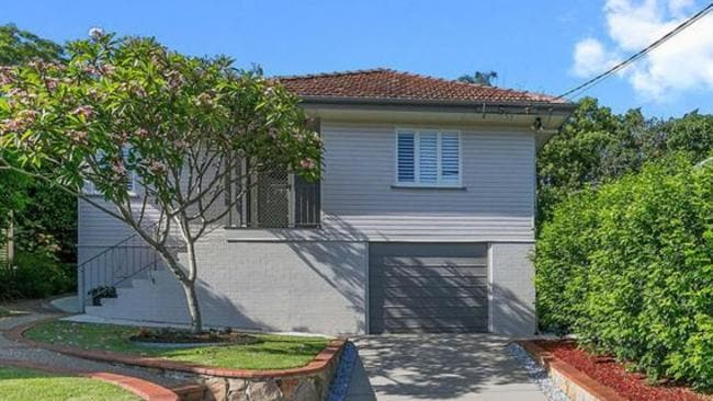36 Watcombe St, Wavell Heights is listed for sale in the popular family suburb. Picture: realestate.com.au
