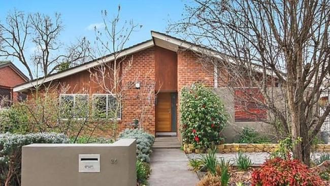 24 Wattle St, Lyneham sold for $810,000. Picture: realestate.com.au
